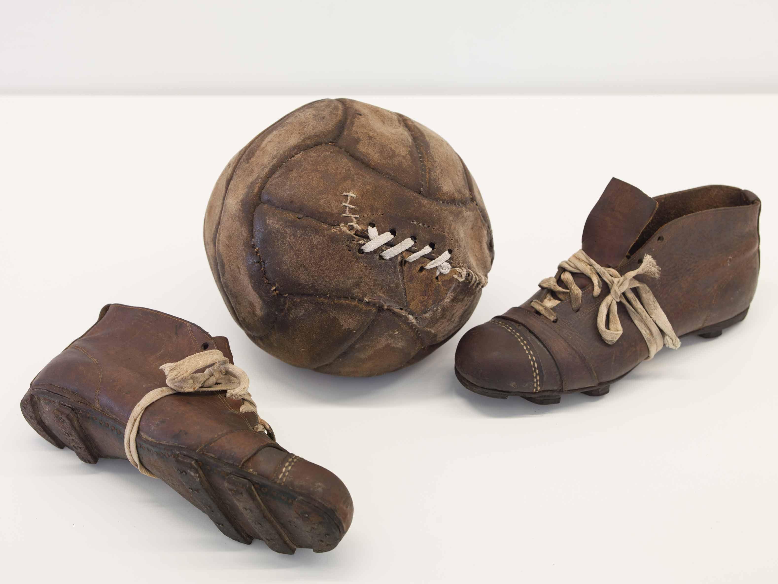 Botas fútbol Janer