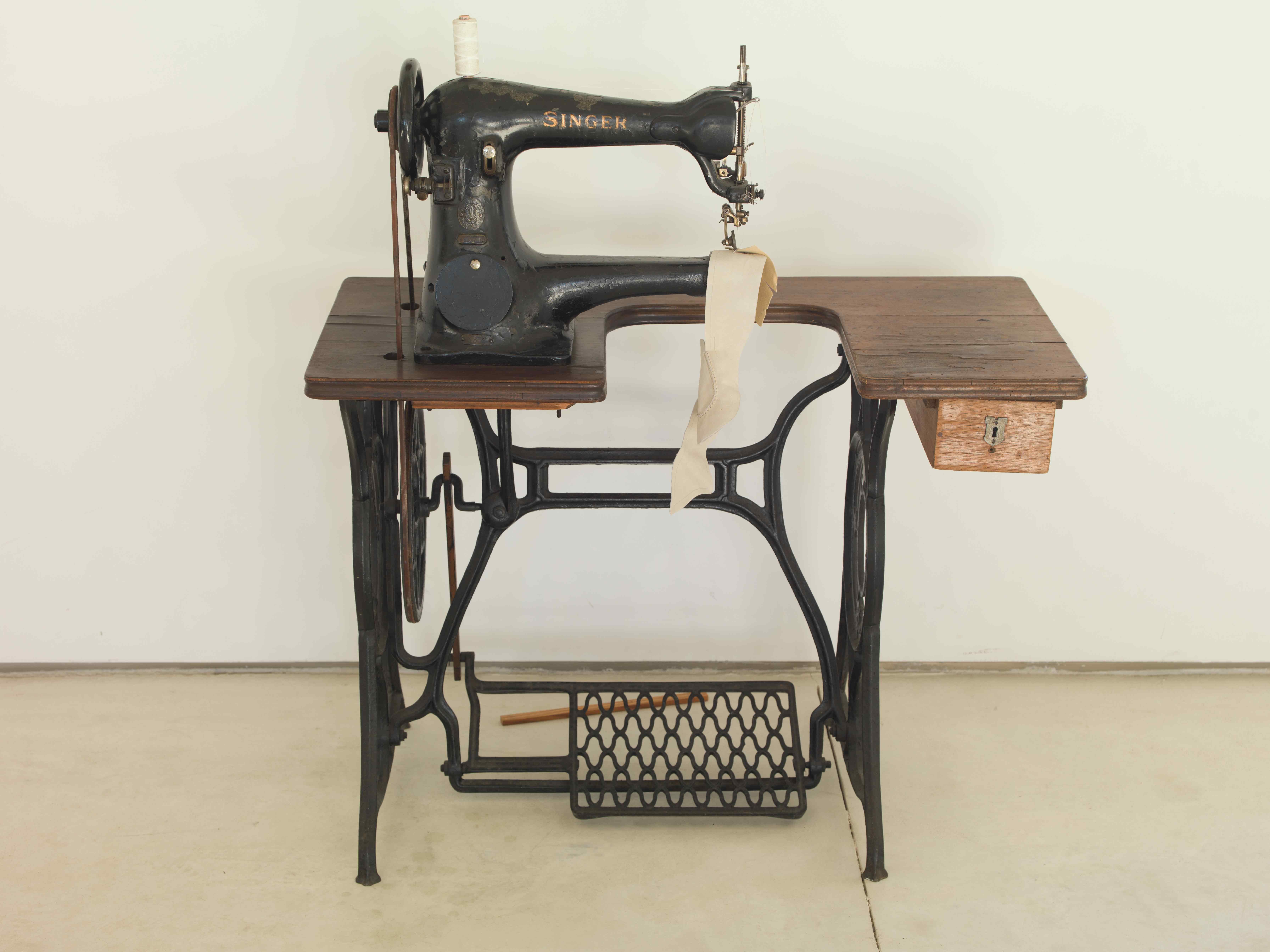 Máquina de pespuntear