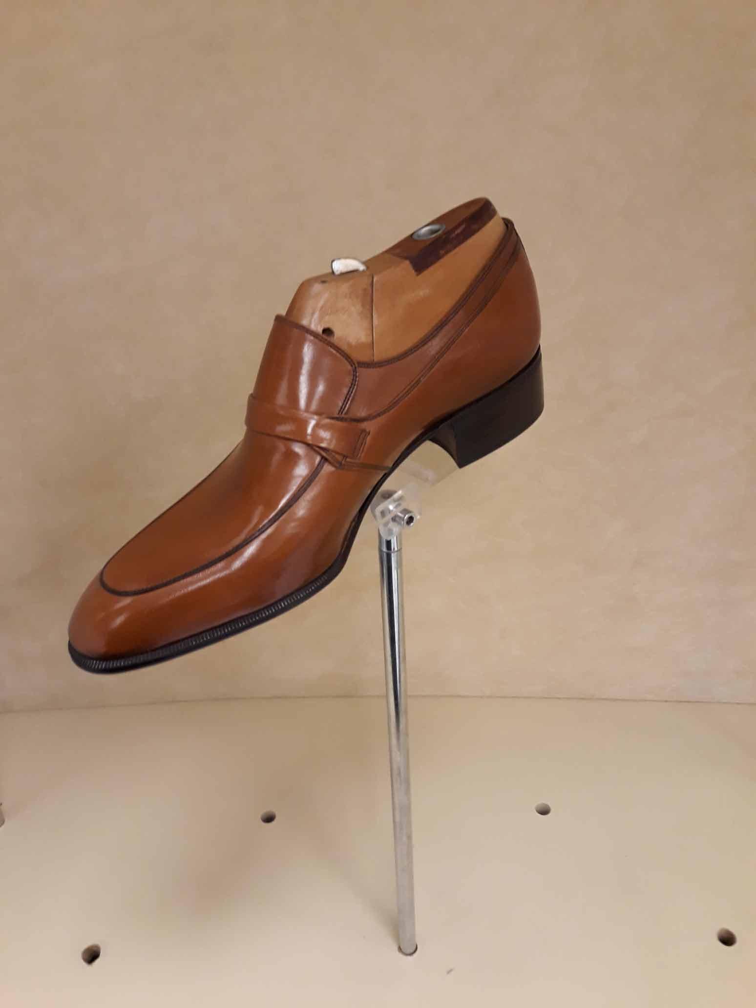 Zapato de hombre de Albadalejo