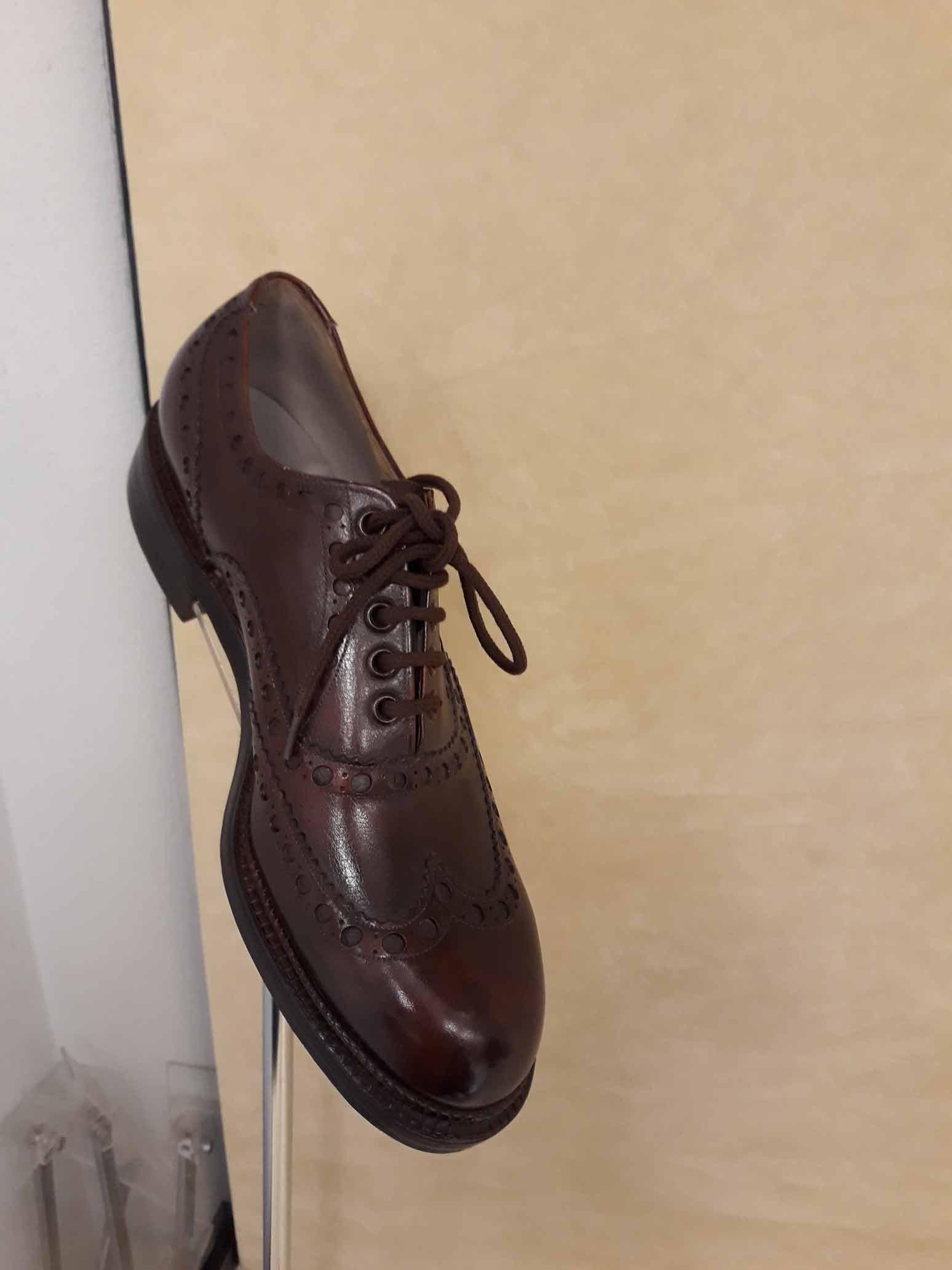 Zapato de hombre de Melis