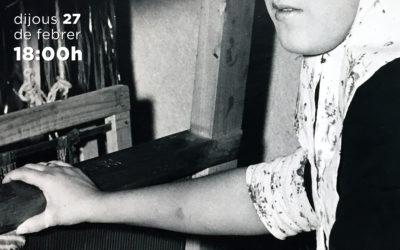 Pieza del mes (Febrero 2020): Las mujeres del trenzado